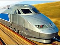 Un TGV Atlantique