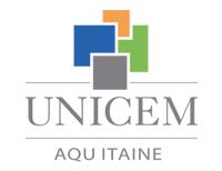 Logo UNICEM Aquitaine