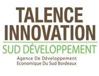 Logo Talence Innovation Sud Développement